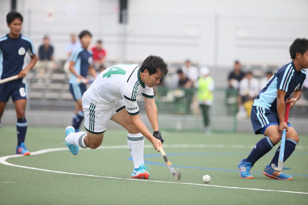今シーズン得点王に輝いた『LIEBE栃木』の#14大橋雅貴選手による2点目の得点シーン