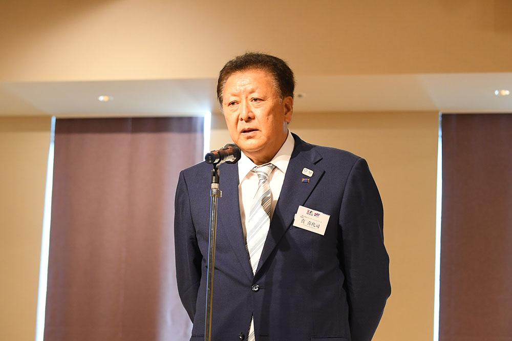 一般社団法人 ホッケージャパンリーグ 真喜代司 理事長